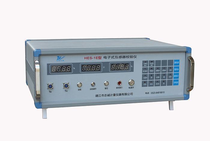 HES-1E Low-Voltage PT Tester (Bridge)