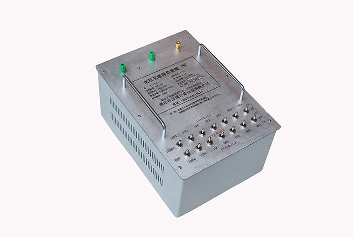 FY Series Voltage Transformer Burden-Two Voltage
