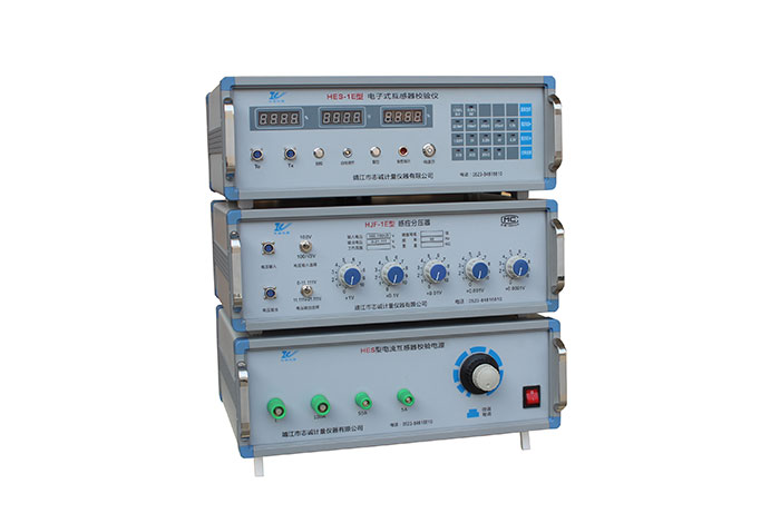 HES-1E Low-Voltage PT Accuracy Testing System